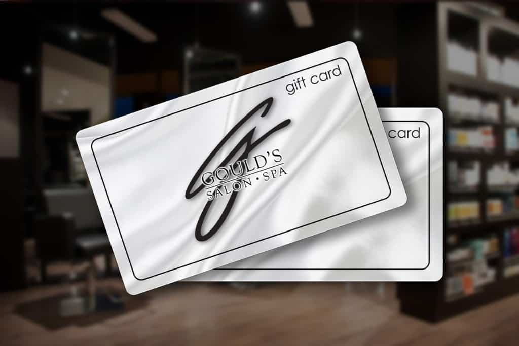 Gould's Gift Cards
