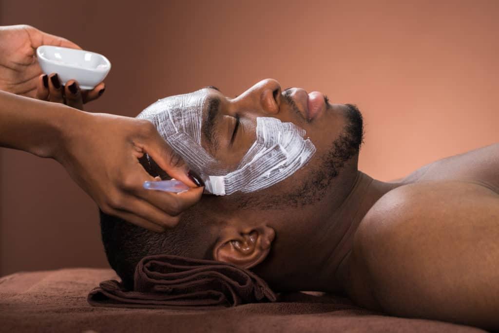 Gould's Salon Spa Leg & Feet Massage